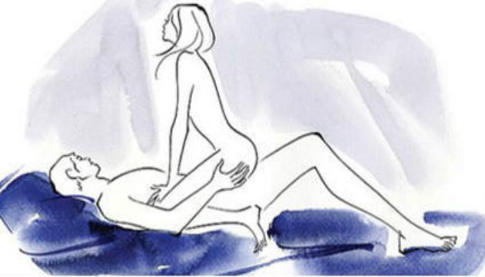 gebelikte cinsel ilişki pozisyonları annenin üstte olduğu
